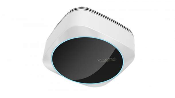 Компания Wi-Charge представила лампу, которая заряжает гаджеты на расстоянии