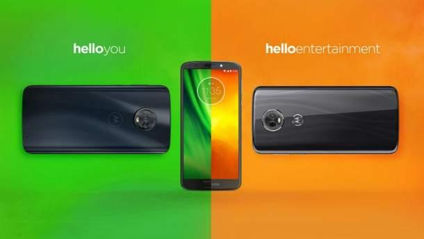 Бюджетні смартфони від Motorolа