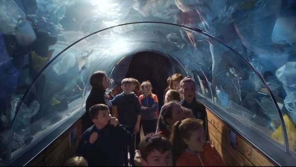 """Океанариум будущего """"Ocean of the Future"""""""