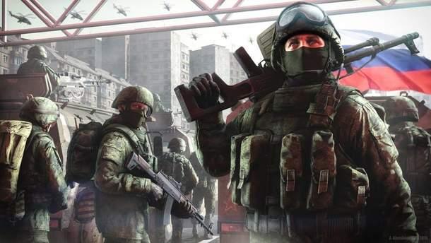 Россия готовится к атаке на НАТО