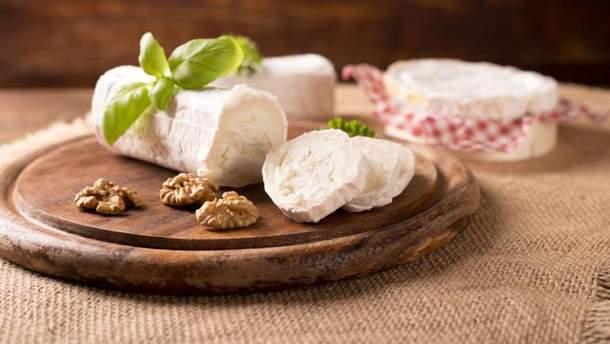 Свойства козьего сыра