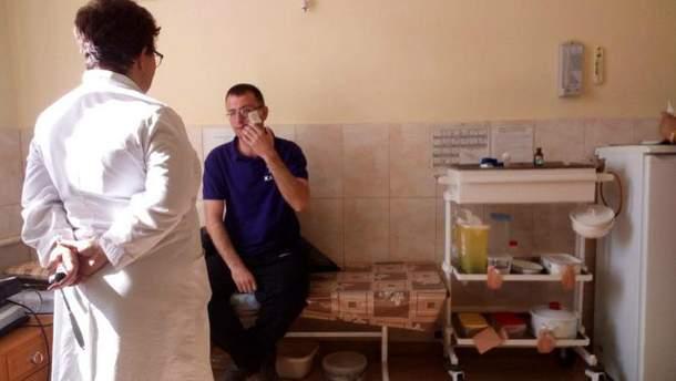На Тернопольщине избили журналистов