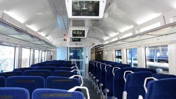 З квітня українські поїзди прибирають по-новому