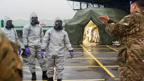 Група експертів із заборони хімічної зброї після 11 днів очікування виїхала на місце хіматаки в Сирії