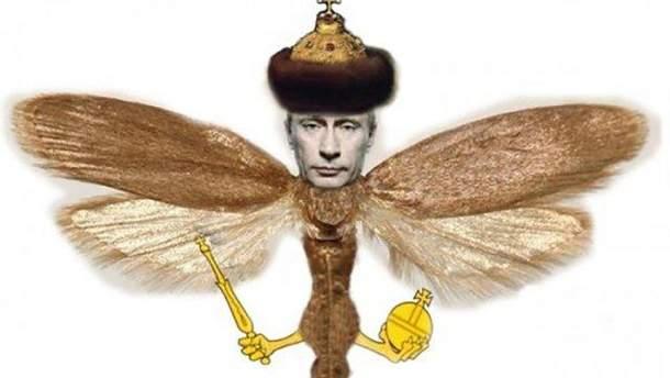 Не міль: український нардеп запропонував нове прізвисько для Путіна