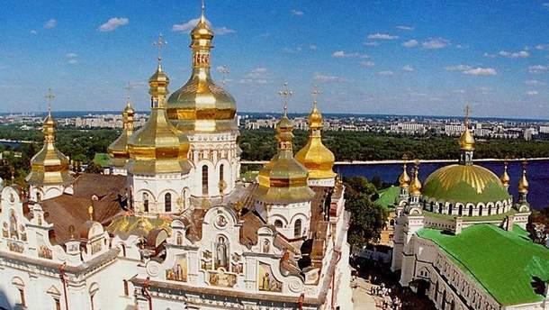 Киево-Печерскую Лавру можно передать на законной основе