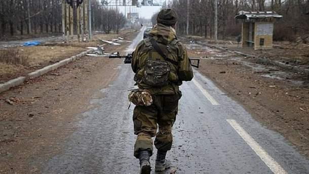 На Донбассе находятся в 40 тысяч вооруженных до зубов боевиков, в том числе из России, – Тука