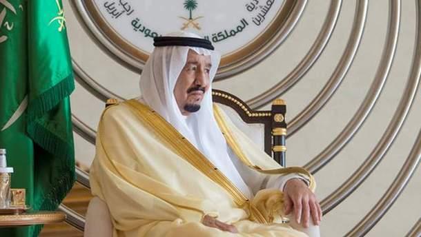 У замка саудовского короля сбили беспилотник