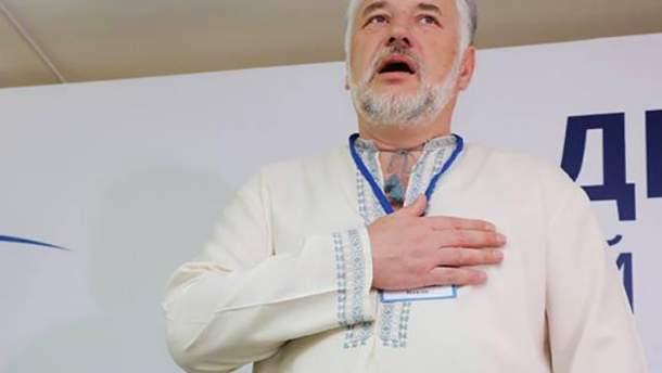 Жебрівський розповів, що жителі Донеччини підтримують українську національну ідею