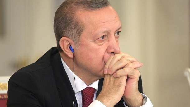 Ердоган заявив про загрозу США