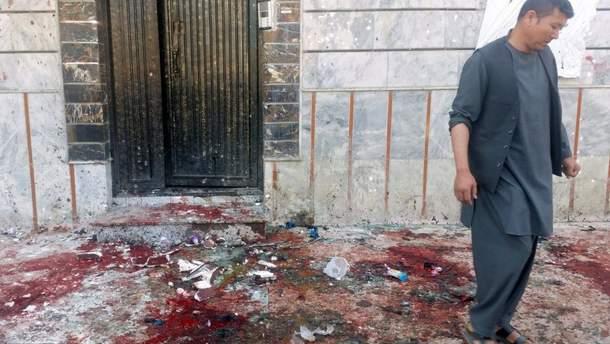 Ужасные детали взрыва в Кабуле: более 30 человек погибли, более полусотни ранены