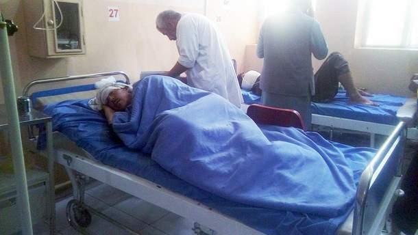 УКабулі стався вибух: 12 людей загинуло, 57 поранено