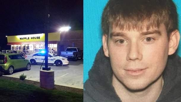Обнаженный американец стрелял в ресторане: трое погибли