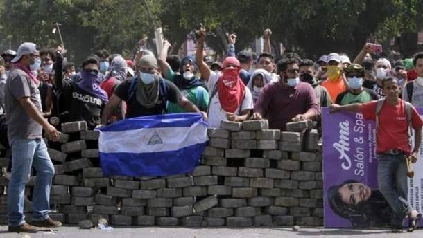 Вбито журналіста під час прямої трансляції в Нікарагуа