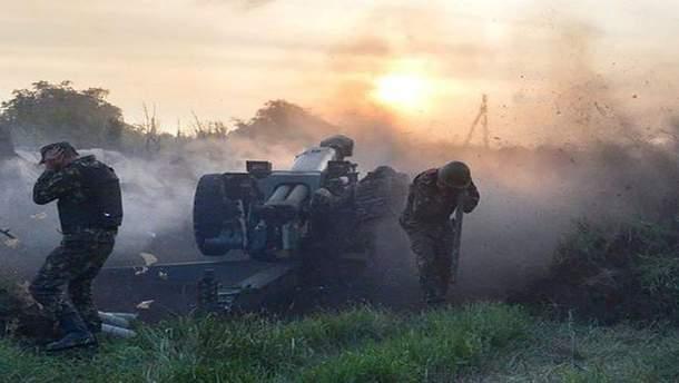 Пророссийские боевики на Донбассе продолжают нарушать перемирие