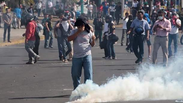 Протести у Нікарагуа