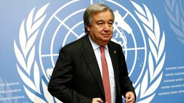 Генсек ООН заявив про повернення холодної війни