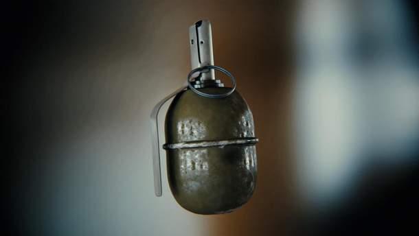 Уфастівській лікарні упацієнта під подушкою виявили гранату