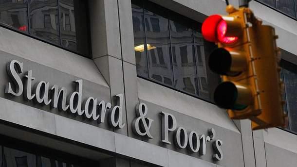S&P изменили прогнозы относительно Украины