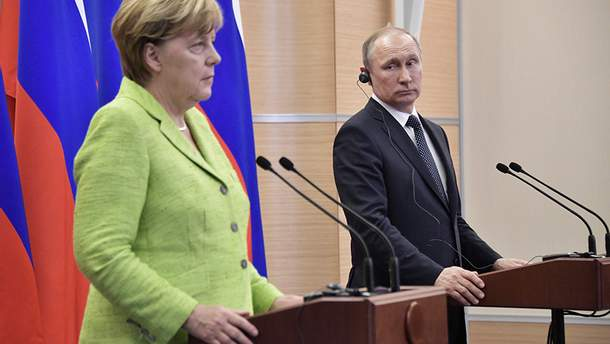 Росія лобіюватиме повернення в G8 і через Німеччину