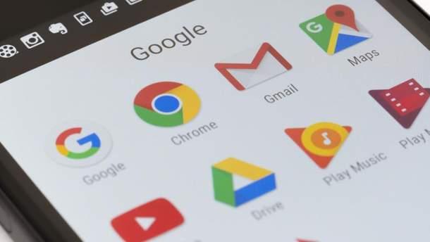 Користувачі електронної пошти Gmail почали отримувати спам від самих себе