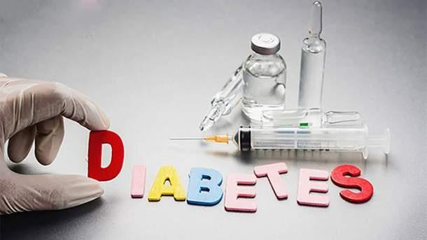 Цукровий діабет ( ілюстрація)