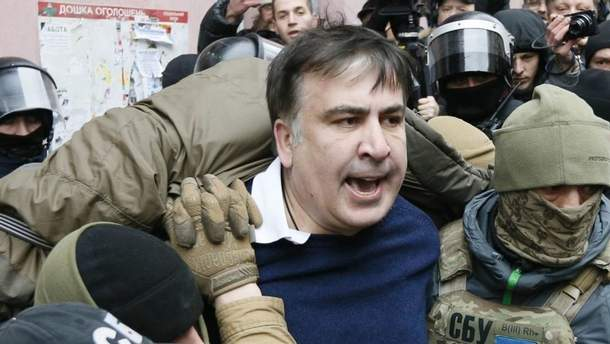 Расследование насчет выдворения Саакашвили началось с задержкой в пару месяцев