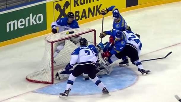 Збірна України програла Естонії