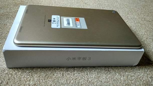 Xiaomi  готує Mi Pad 4