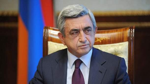 Несмотря на отставку Саргасяна, протесты в Армении все равно не достигли своей цели