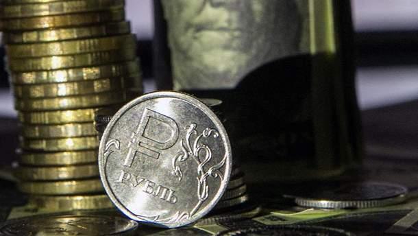 Хедж-фонды США бросают рубль на произвол судьбы