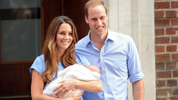 День рождения принца Джорджа 22 июля 2013 года