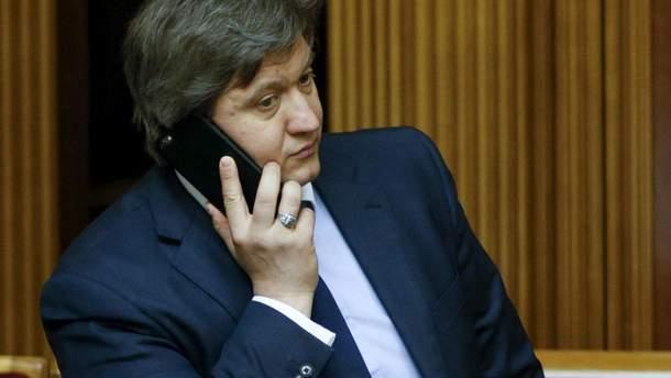 Александр Данилюк отметил, что у него нет квартиры в Лондоне.