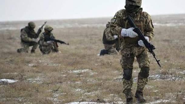 За сутки оккупанты 25 раз обстреляли украинские позиции: пострадали трое защитников