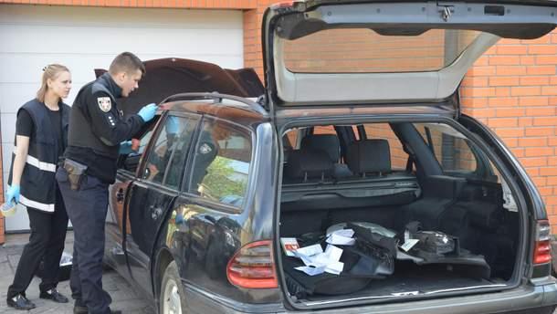 В Луцке задержали группу преступников, которые похитили 53-летнего мужчину