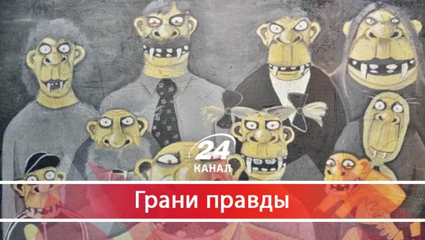 Почему украинские политики начали копировать  идиотизм