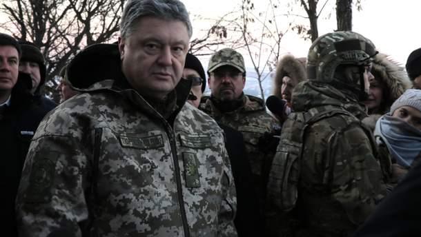"""Бойовики окупованої Луганщини придумали """"страшилку"""" про диверсію під приїзд Порошенка"""