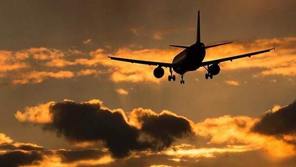 Авиакатастрофа в Тунисе
