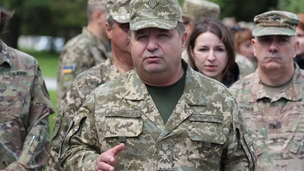 Полторак не видит необходимости в новой волне мобилизации в Украине