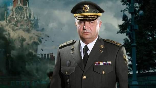 Полторак прокоментував звільнення з посади першого заступника командувача ВМС Гладкого