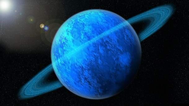 """Астрономы обнаружили, что атмосфера Урана """"плохо пахнет"""""""