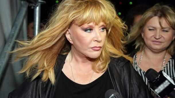 Українка подала до суду на знамениту російську співачку