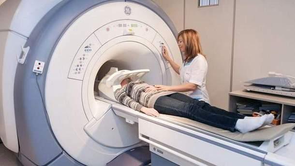В Україні заборонять препарат, який використовують для проведення МРТ