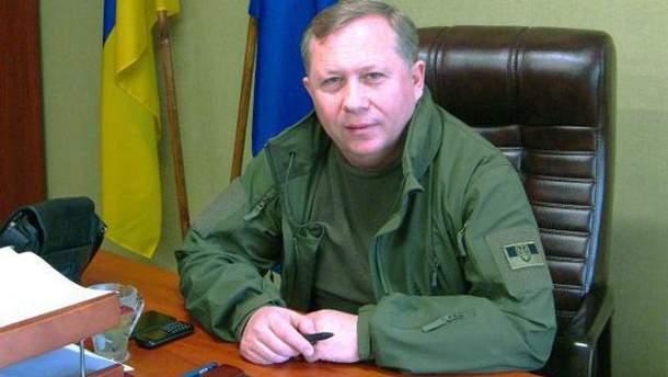 Олег Козловський звільнений з посади голови СБУ Луганщини