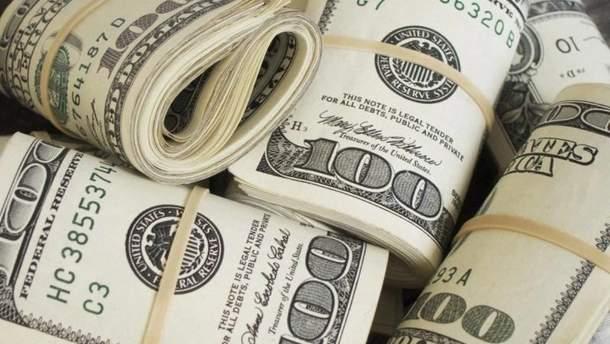 Курс валют НБУ на 25 квітня: