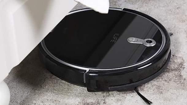 Компанія iLife представила бюджетного робота-порохотяга: огляд, ціна