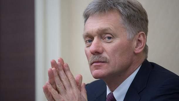 Проводить параллели с Украиной неуместно, – в Кремле прокомментировали армянские протесты