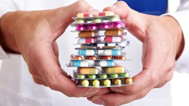 Минздрав закупил лекарства, которые будут бесплатными в больницах
