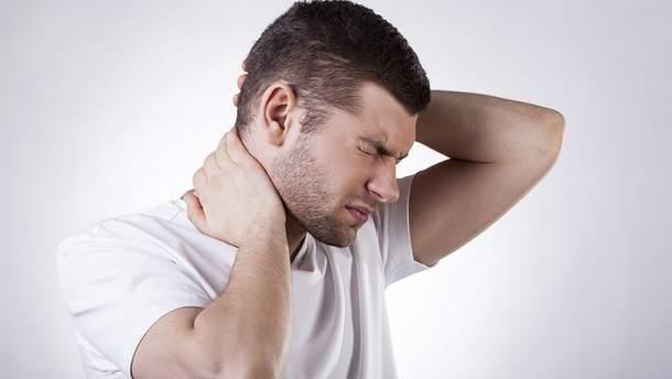 Чому болить голова в потилиці та інших точках - причини головного болю