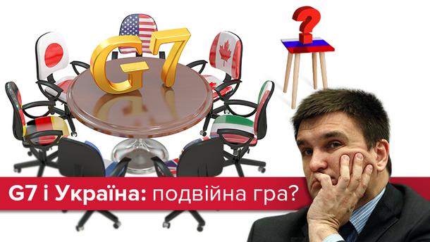 Саміт G7 та його рішення щодо України: